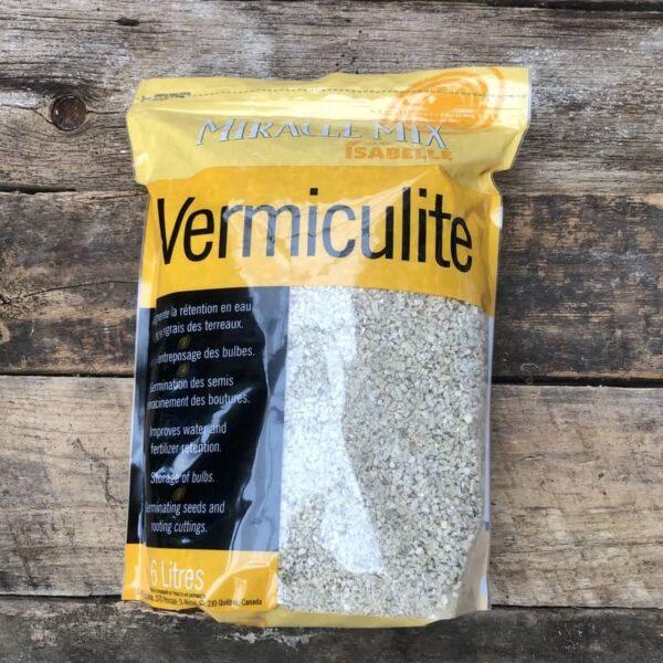 vermiculite nuway