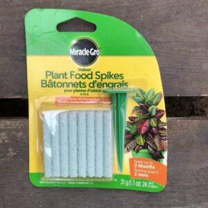 Bâtons d'engrais - Plantes d'intérieur
