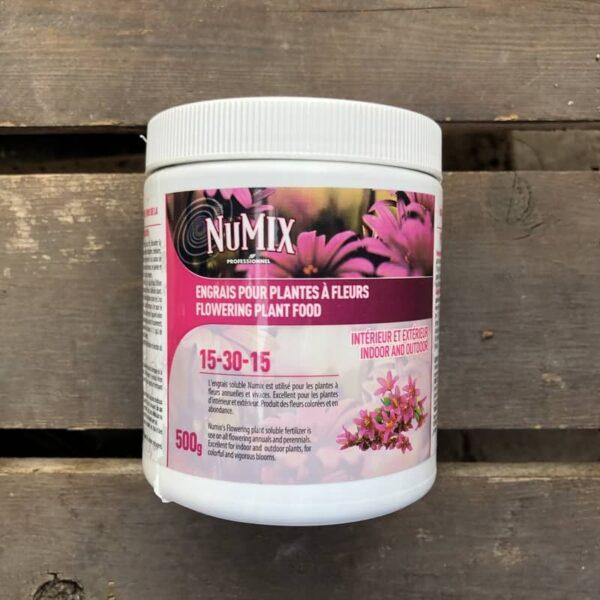 Engrais soluble pour plantes à fleurs