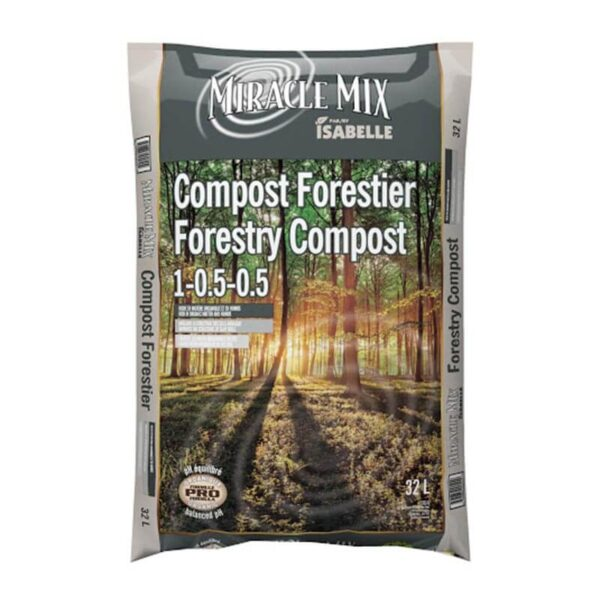 compost forestier