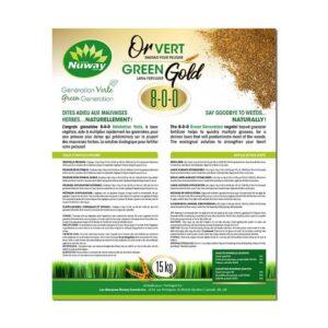 engrais herbicide